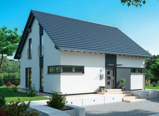 Okal Fertighaus Gebäudetypen 1-5 geschossiges Einfamilienhaus